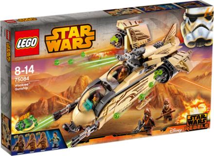 Wookiee Gunship, Lego Star Wars