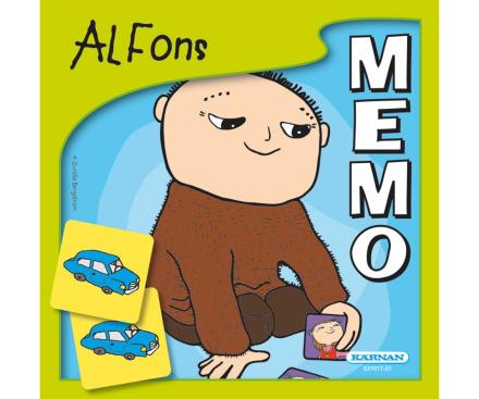 Memo Alfons Ĺberg, Egmont Kärnan