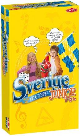 Frĺgespelet Sverige Junior, resespel