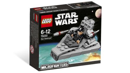 Star Destroyer, Lego Star Wars