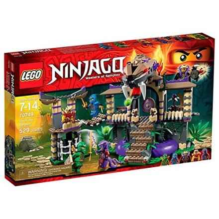 Ormarnas tempel, Lego Ninjago