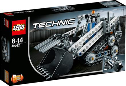 Kompakt bandlastare, Lego Technic