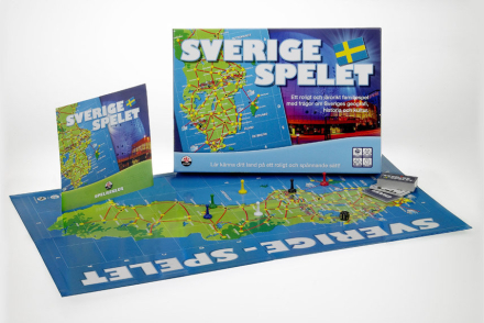 Sverige Spelet, Danspil