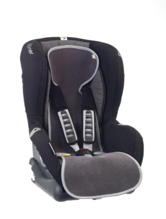 Sittskydd för bakĺtvänd bilstol, Mörkgrĺ, Aerosleep