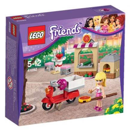 Stephanies pizzeria, Lego Friends