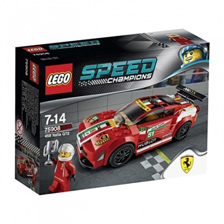 458 Italia GT2, Lego Speed Champions