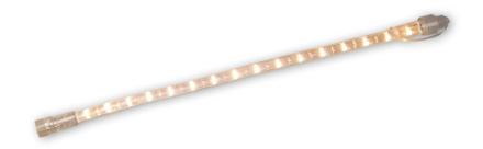 LED System 24 Ropelight Extra (Längd: 2 st x 1 m)