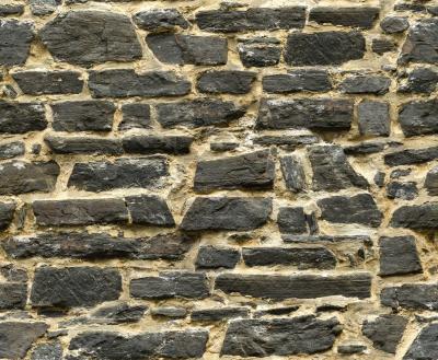 Oändlig stenvägg