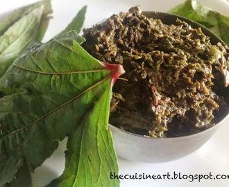 Beans Palya Hebbar S Kitchen