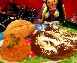 Recetas de como hacer chile rojo para enchiladas - myTaste