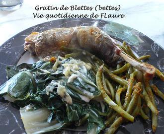 Recettes de comment cuisiner les feuilles de blettes mytaste - Comment cuisiner les cotes de blettes ...