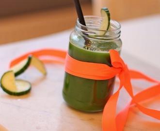 Juice Opskrifter Slow Juicer : Slow juicer opskrifter - myTaste