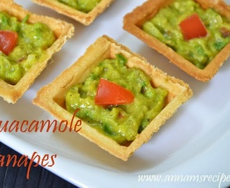Vegetable canap s recipes mytaste for How to make canape shells