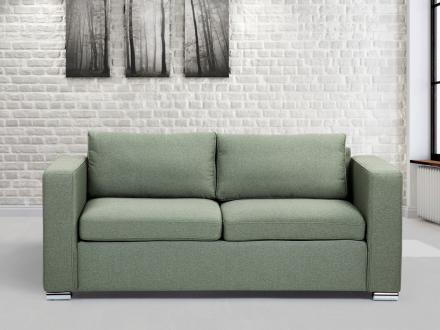 3-sits soffa olivgrön - soffa - tygsoffa - HELSINKI