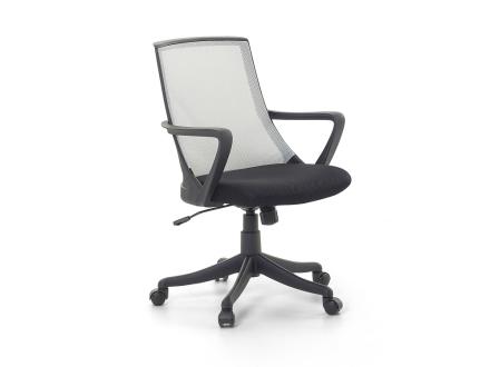 Arbetsstol ljusgrå - kontorsstol - kontorsmöbler - ERGO