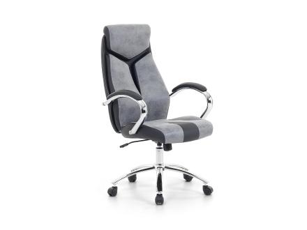 Arbetsstol grå - kontorsstol - kontorsmöbler - FORMULA 1