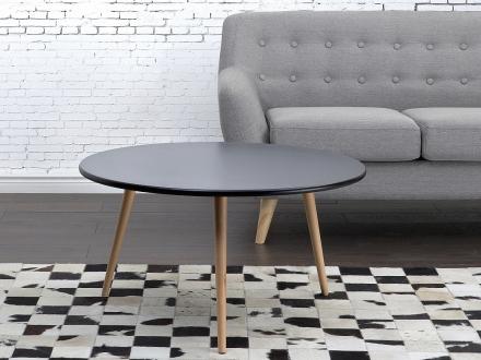 Soffbord svart - sidobord - TENNESSEE