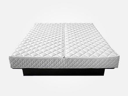Överdrag till vattenmadrass - helt - madrasskydd - 120 x 200 cm