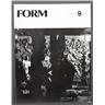 FORM 1964/9 USA New York Museum of Modern Art, Japan, Triennal i Milano, design