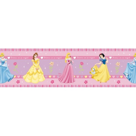 Disney - Disney Prinsessor Rosa Bård 16 Cm Hög