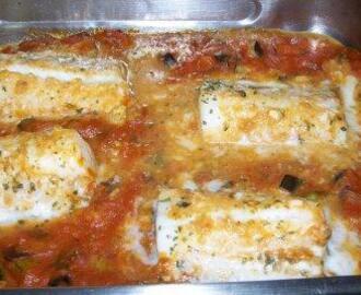 Recetas de filete de merluza al horno facil mytaste for Merluza al horno facil
