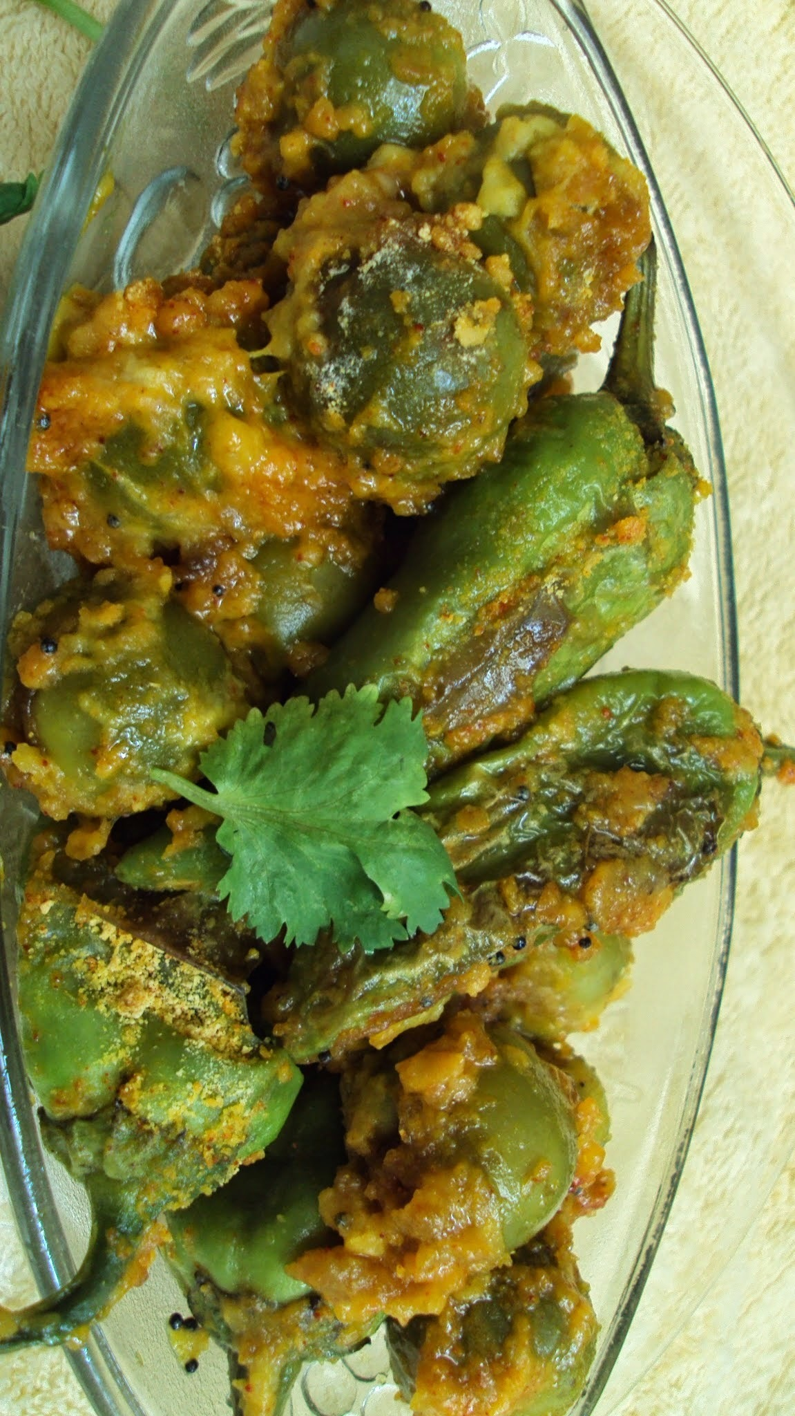 how to make simple chilli pickle