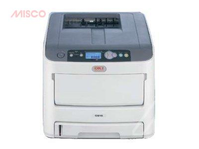 OKI C610dn - skrivare - färg - LED