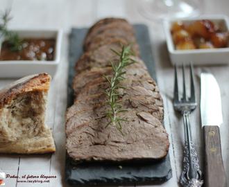 Recetas de filetes de redondo de ternera mytaste - Como rellenar un redondo de ternera ...