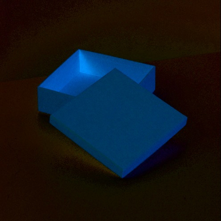 Ask fyrkantig 12,5 x 12,5 x H 4 cm