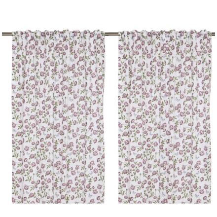Svanefors 2-pack Hanklängder Kivik Rosa 140x240 cm
