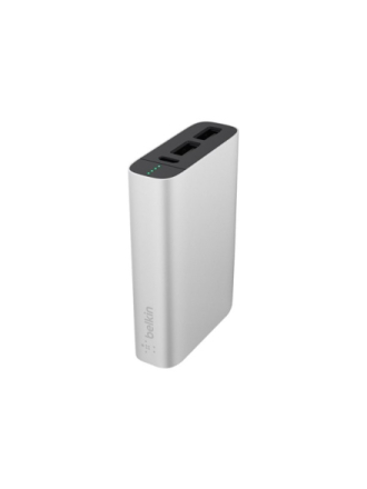 MIXIT Power Pack 6600 Powerbank - Silver - 6600 mAh