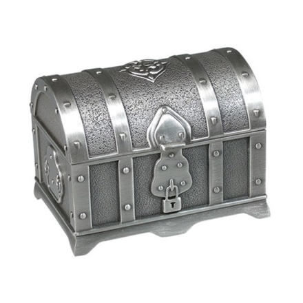 Dacapo Silver - Smyckeskrin Skattkista