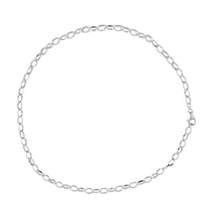 Dacapo Silver - Halsband Från Sagosmycken - Äkta Silver