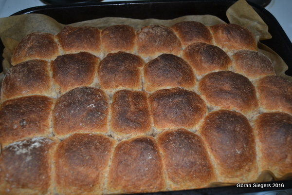 Fiberrika brytbröd