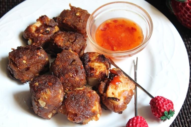 how to make crispy mushroom fried