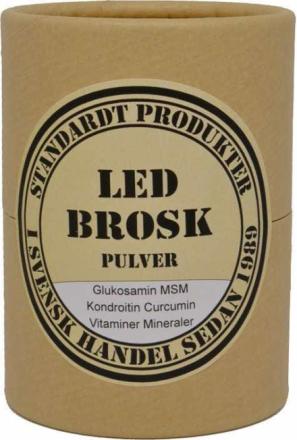 LED & BROSK Pulver, Standard