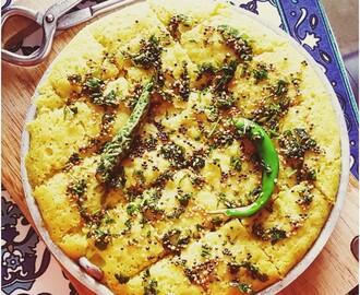 Hebbar S Kitchen Ragda Pattice