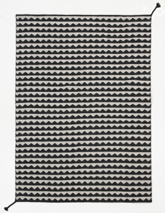 Brita Sweden Matta Återvunnen Plast Gittan Twin Beluga 150x250 cm