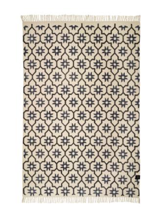 Classic Collection Bomullsmatta Amalfi Charcoal/Navy