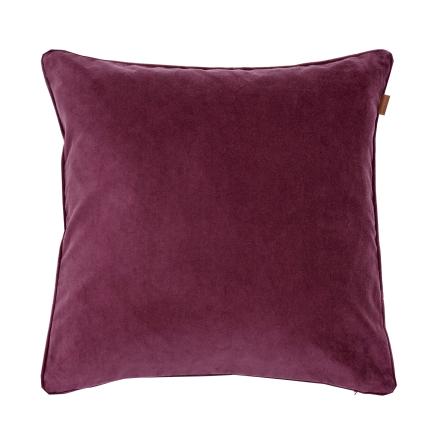 GANT Home Velvet Prydnadskudde Purple Fig
