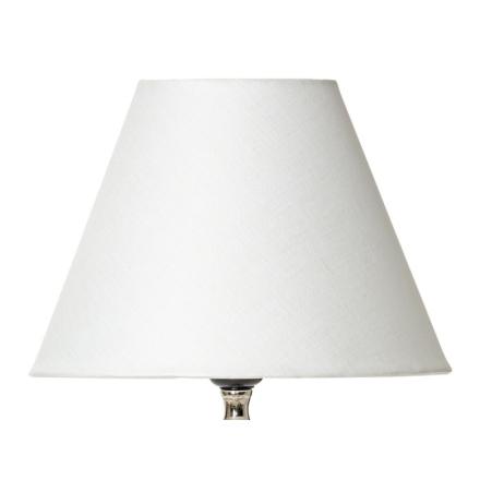 Watt & Veke Lampskärm Basic Cone 23 cm Vit