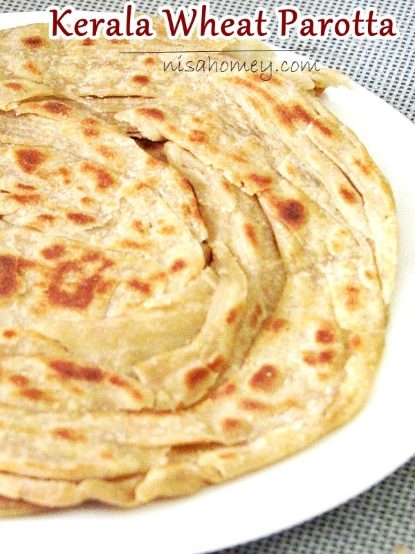 how to make parotta in kannada