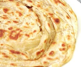 how to make parotta in kannada