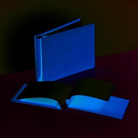 Fotoalbum 31 x 31 x 5 cm - brun 25 ark / 190 g / m²