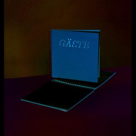 Album för scrapbooking 30 x 30 cm - brun 25 sidor gäs