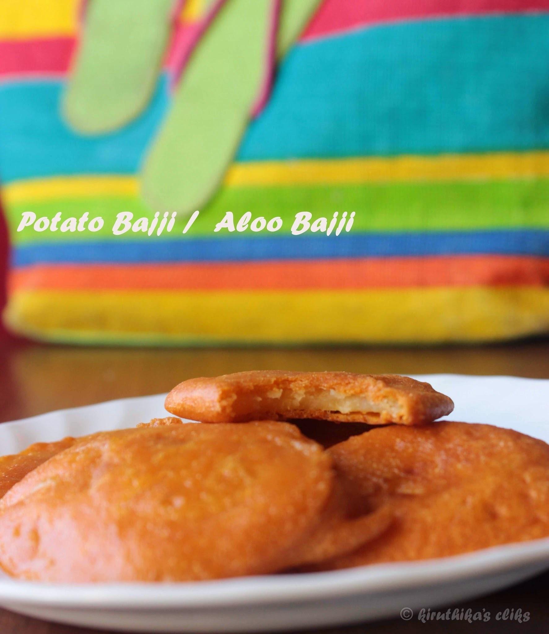 how to make aloo pakore