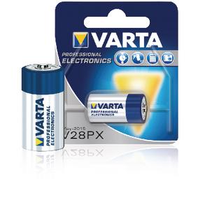 ;Varta Silver-Oxidbatteri 4SR44 6.2 V 145 mAh 1-B
