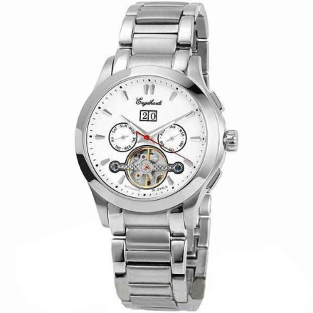 Klocka Engelhardt 10.160 Kaliber Stainless Steel Bracelet Watch