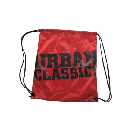 Urban Classics UC Gym Bag Men Bag red black