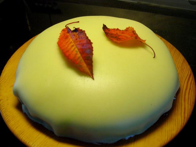 Hösttårta